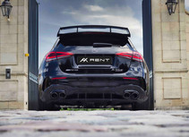 Location mercedes a 45 s amg Bordeaux