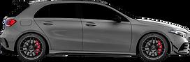 Location de voiture de sport à Bordeaux - Mercedes A45s AMG