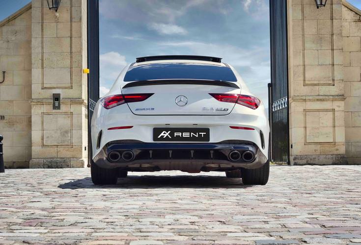 Loueur Mercedes gironde