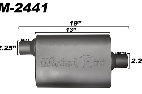 WickedFlow Full Blown Camber: FM-2441