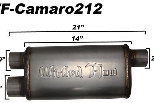 WickedFlow Max Series: CAMARO212