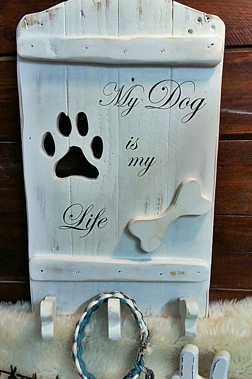 My Dog is my Life, Hundegarderobe