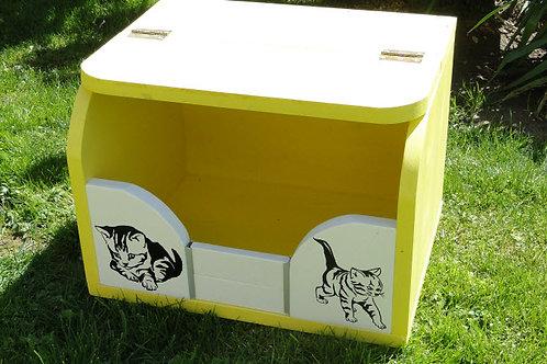 Katzenwurfbox
