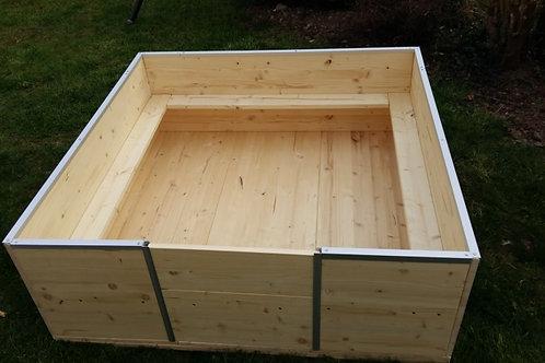 Wurfbox mit Welpenschutz