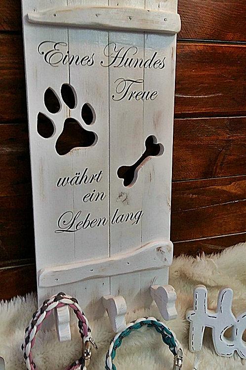 Eines Hundes Treue währt ein Leben lang