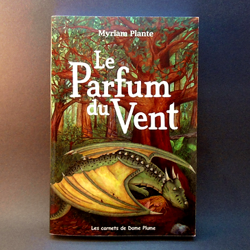Photo Couverture Le Parfum du Vent