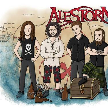 «Alestorm»