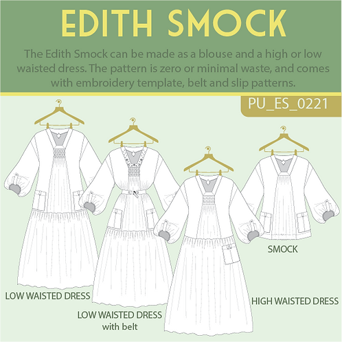 Edith Smock - zero waste