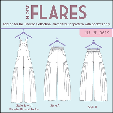 Phoebe Flares