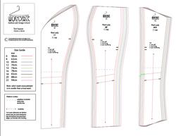 CAD corset