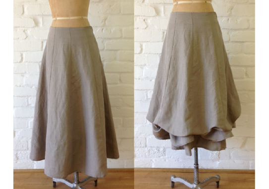 Two- way skirt