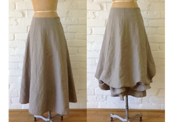 Two- way skirt