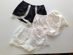 basics pants - french knickers