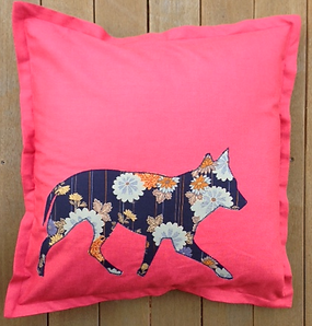 cushion cover project
