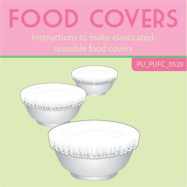 Food Cover Instructions
