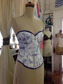Sarah C corset