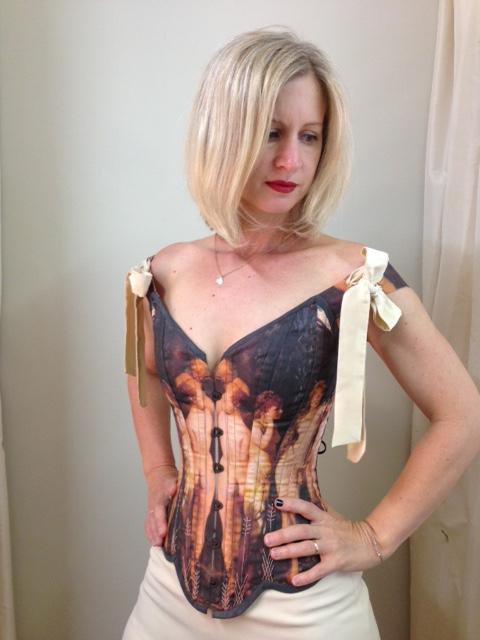 Sarah corset