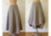 transformational skirt, pattern making and seeing class Fremantle WA