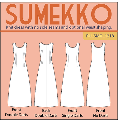 Sumekko Dress