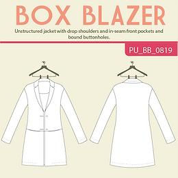Box Blazer