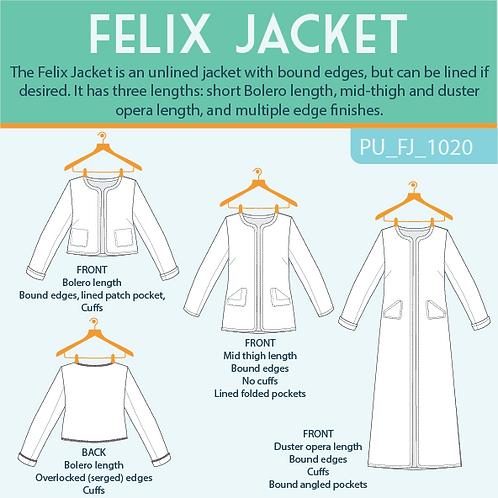Felix Jacket