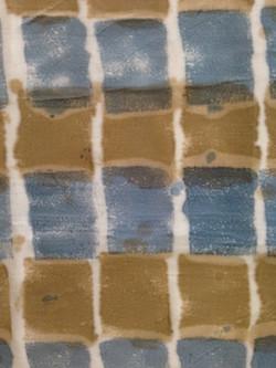 sponge dye print detail 1