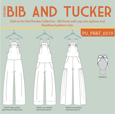 Phoebe Bib & Tucker