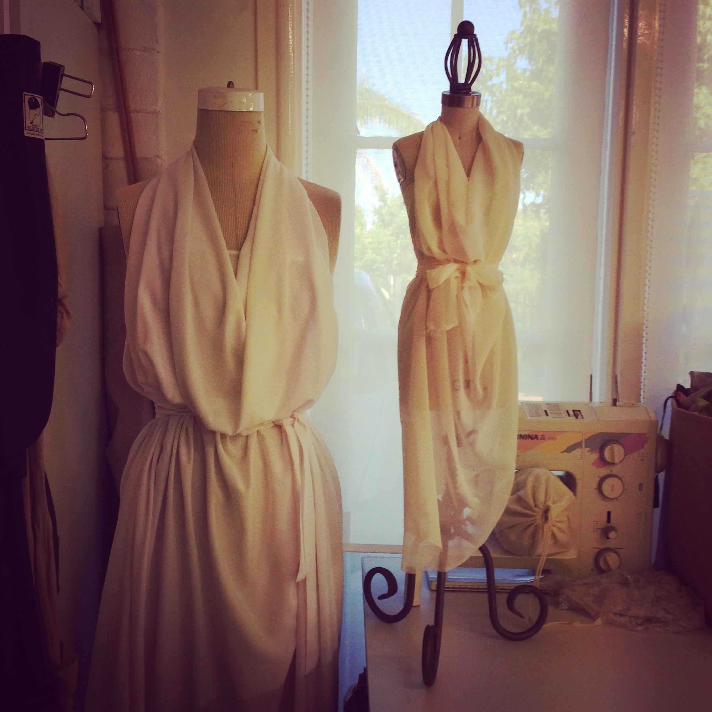 Garment design process