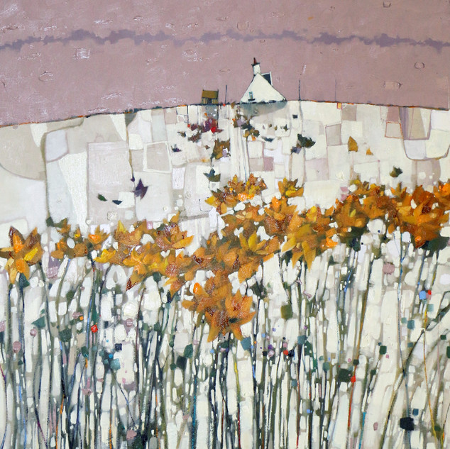 Daffs and But 'n' Ben Oil 50x60cm i.jpg