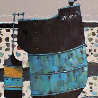 The Brodick Fairy Oil 33x62cm 78x114cm W
