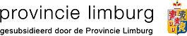 Logo Prov Limburg gesubsidieerd door (kl