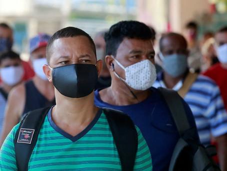 Prefeitura de Getúlio Vargas vai começar a multar quem estiver sem máscaras