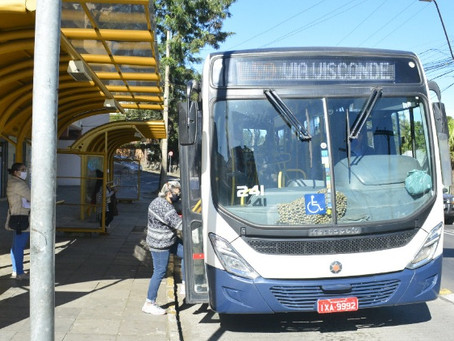 Prefeitura amplia restrição em horários de ônibus nos finais de semana em Caxias