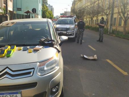 Força Tática de Lajeado prende integrantes de quadrilha de golpistas