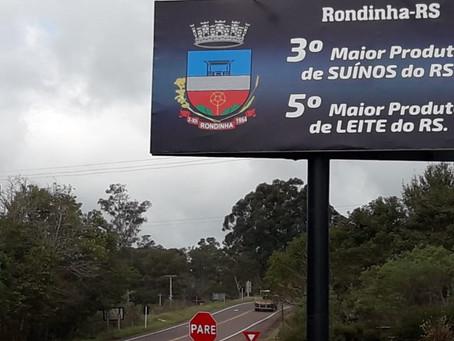 RONDINHA – MUNICÍPIO CONSOLIDA 3ª POSIÇÃO NA CRIAÇÃO DE SUÍNOS E 5º MAIOR PRODUTOR DE LEITE DO RS