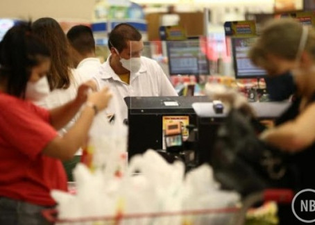 Supermercados e afins terão que conter aglomeração em Bento Gonçalves