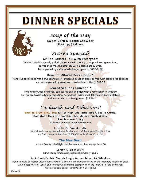 B&T Dinner Specials (v42-dlm-16Jan2021).