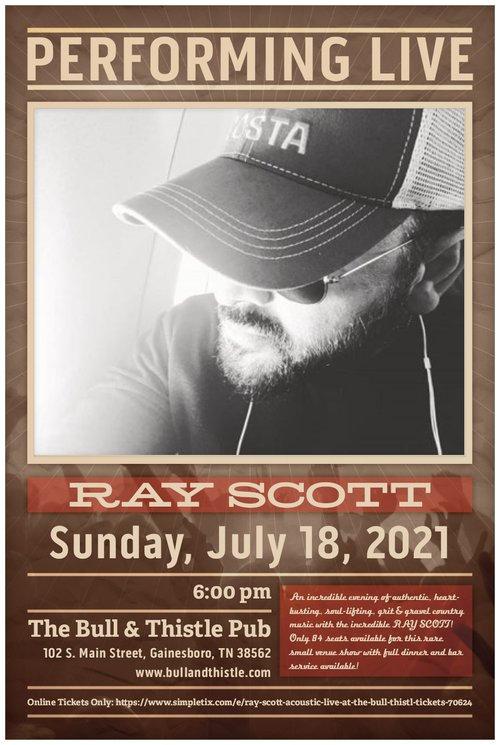 Ray Scott Promo Poster (v2-dlm-14Jun2021