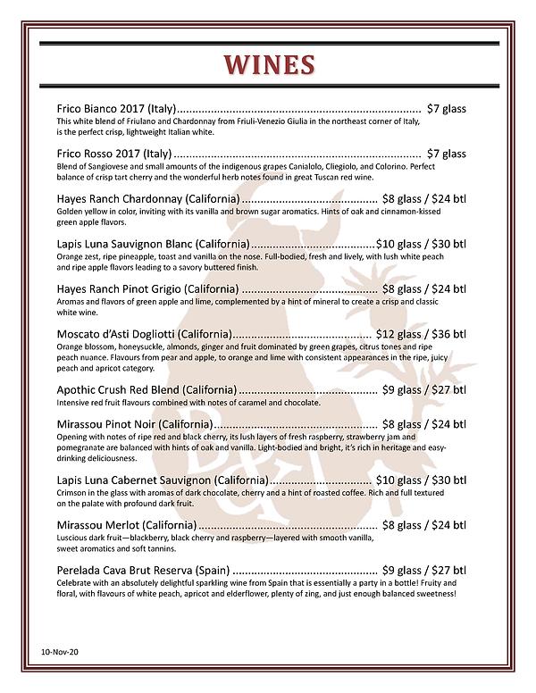 Bull and Thistle Wine List (v6-dlm-9Nov2