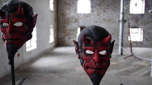 Masks by Jason Orr