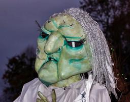 Granny Kempock Galoshans Giant - image copyright Dougie Coull