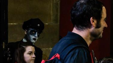 Surge the Mash performance - copyright Colin Cunningham