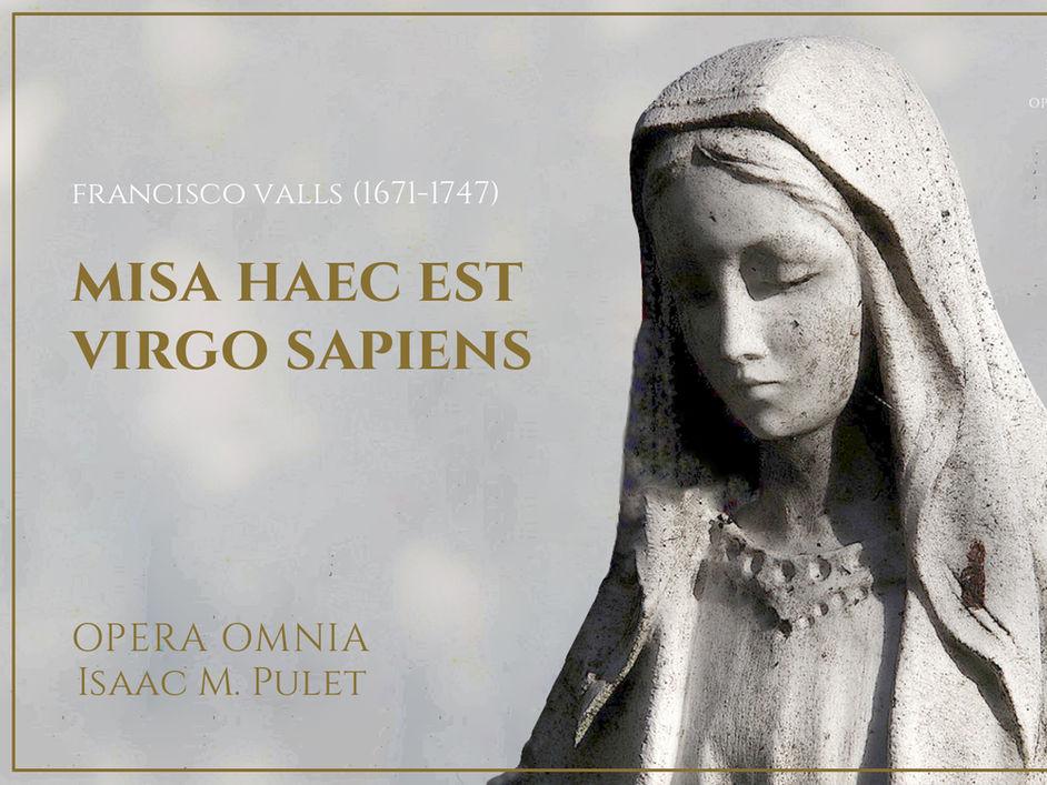 Misa Haec est Virgo sapiens