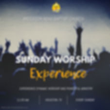 Worship Flyer - Made with PosterMyWall (