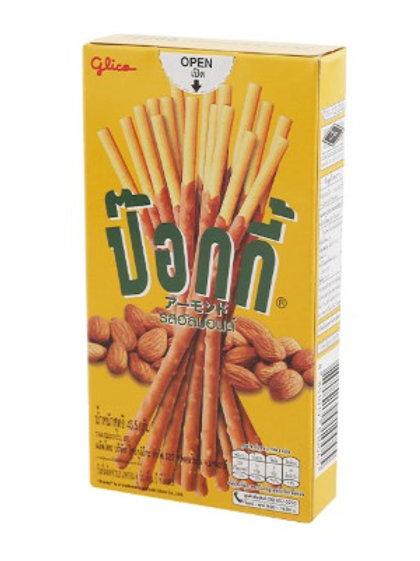 泰小食-Pocky固力果 杏仁口味- 43.5g