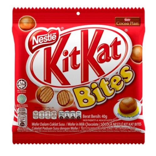 泰小食-Kit Kat 小脆球- 40g