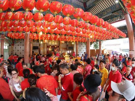 中國新年行善去|報德善堂-捐棺