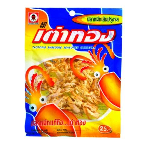 泰小食-Taotong 加味碎魷魚- 13.5g