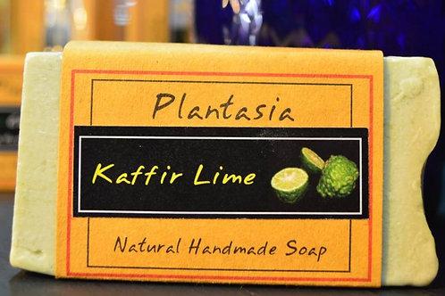 【泰好用】Plantasia 泰產手工天然肥皂-食材類-箭葉橙 110g  5%±