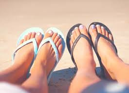 Looking for Support?  Are your Flip Flops giving you enough support....